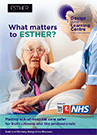 A brochure aboyt ESTHER from NHS, UK.
